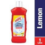 Harpic Lemon Disinfectant Bathroom Cleaner 1 L