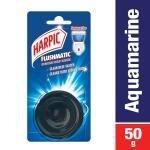 Harpic Flushmatic Aquamarine In-Cistern Toilet Cleaner 50 g