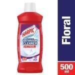 Harpic Floral Disinfectant Bathroom Cleaner 500 ml