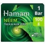 Hamam Neem, Tulsi & Aloe Vera Soap 100 g
