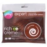 Godrej Expert Rich Creme Ammonia Free Hair Colour, Natural Brown (20 g + 20 ml)