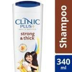 Clinic Plus Strong & Thick Almond Oil Health Shampoo 340 ml