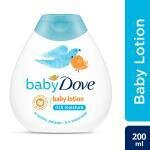 Baby Dove Rich Moisture Lotion 200 ml