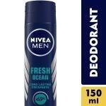 Nivea Men Fresh Ocean Deodorant 150 ml