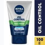 Nivea Men 10X Oil Control Face Wash 100 g