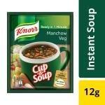 Knorr Manchow Veg Instant Cup-a-Soup 12 g
