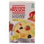 Brown & Polson Vanilla Custard Powder 100 g