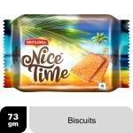 Britannia Nice Time Coconut Biscuits 73 g