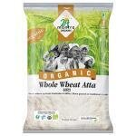 24 Mantra Organic Premium Whole Wheat Atta 5 kg