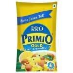 RRO Primio Gold Filtered Groundnut Oil 1 L
