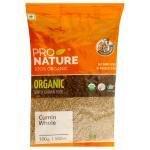 Pro Nature 100% Organic Cumin 100 g