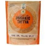 Organic Tattva Yellow Moong Dal 500 g