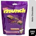 Nestle Munch Wafer Chocolate Bar 202 g (Share Pack)