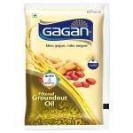 Gagan Filtered Groundnut Oil 1 L