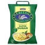 Heritage Supar Dubar Basmati Rice 5 kg