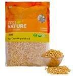 Pro Nature Organic Unpolished Tur / Arhar Dal 500 g