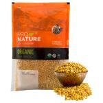 Pro Nature Organic Unpolished Tur / Arhar Dal 1 kg