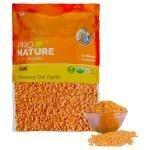 Pro Nature Organic Masoor Dal 500 g