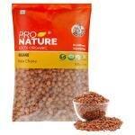 Pro Nature Organic Black / Brown Chana 500 g
