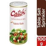 Catch Sprinkler Table Salt 100 g