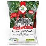 24 Mantra Organic Chilli Powder 100 g
