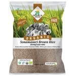 24 Mantra Organic Brown Sona Masoori Rice 1 kg