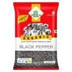 24 Mantra Organic Black Pepper 100 g