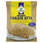 24 Mantra Organic 7 Grain Atta 1 kg