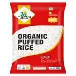 24 Mantra Organic Puffed Rice / Murmura 200 g