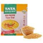 Tata Sampann High Protein Unpolished Toor / Arhar Dal 500 g