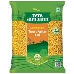 Tata Sampann High Protein Unpolished Tur / Arhar Dal 1 kg