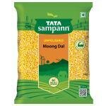 Tata Sampann High Protein Unpolished Moong Dal 1 kg
