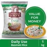 India Gate Dubar Basmati Rice 1 kg