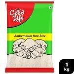 Good Life Ambemohar Raw Rice 1 kg