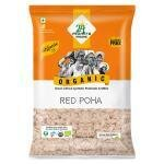 24 Mantra Organic Red Rice Poha / Aval 500 g