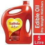 Saffola Active RiceBran Based Blended Oil 5 L
