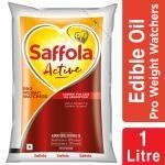 Saffola Active Pro Weight Watchers RiceBran Based Blended Oil 1 L