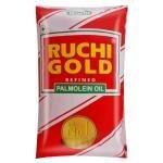 Ruchi Gold Refined Palmolein Oil 1 L
