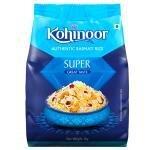 Kohinoor Super Authentic Basmati Rice 1 kg