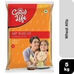Good Life MP Wheat Chakki Atta 5 kg