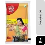 Good Life Filtered Groundnut Oil 1 L