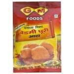 GM Foods Bedmi Puri Atta / Flour 500 g