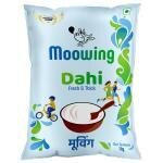 Moowing Cow Curd 1 kg (Pouch)