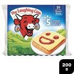 The Laughing Cow Cheese Slices 200 g (Carton)