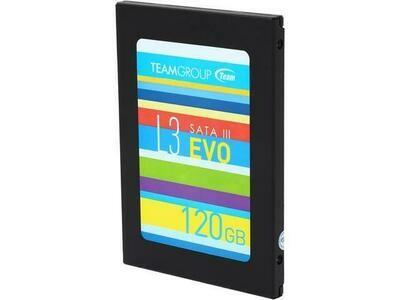 TEAMGROUP 120GB L3 EVO SSD SATA 6G