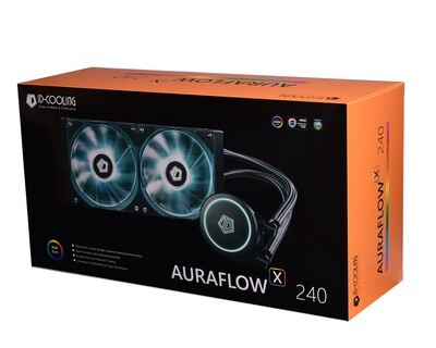 ID COOLING AURAFLOW X 240 RGB CPU Cooler