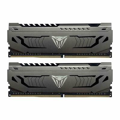 Patriot Viper Steel Series DDR4 32GB (2 x 16GB) 3200MHz Performance Memory Kit