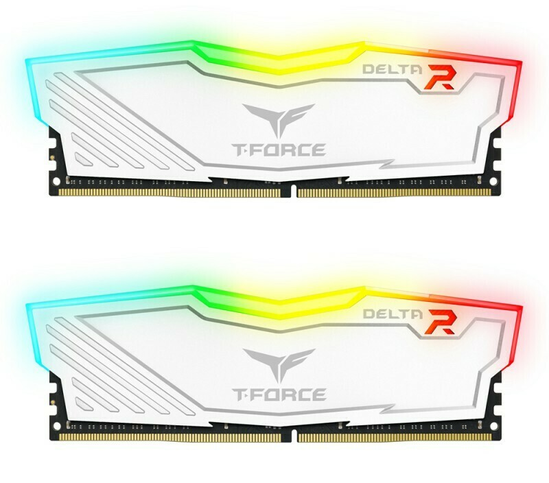 TEAMGROUP DELTA RGB 8GB (2 x 4GB) DDR4 2666MHz Memory Kit