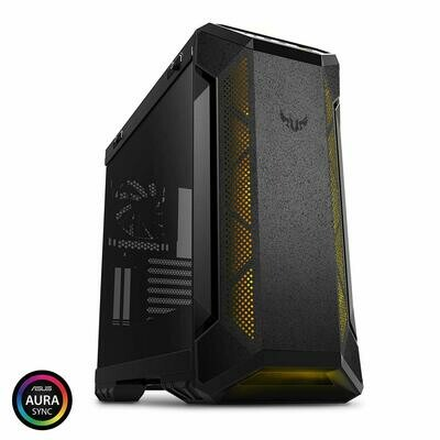 ASUS TUF Gaming GT501 Mid FullTower Computer Case for up to EATX Motherboards with USB 3.0 Front Panel Cases