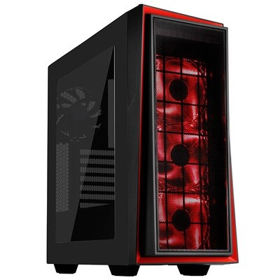 Silverstone RL06 ATX Mid Tower Gaming Case